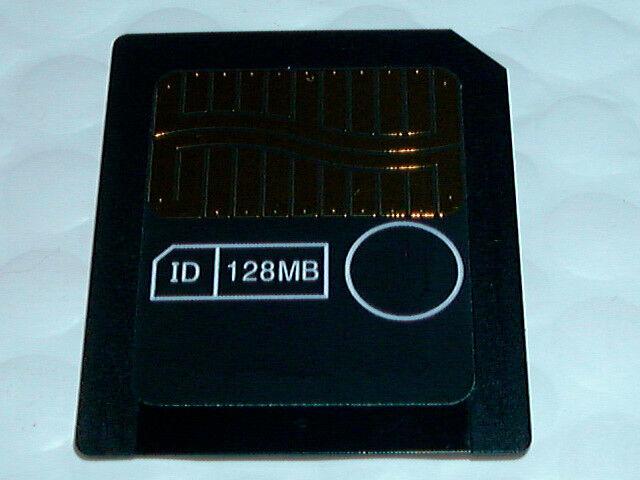 128 MB 3.3 V SMARTMEDIA CARD FOR ROLAND MC-909 SMART MEDIA MEMORY CARD FOR MC909