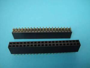 4p-40-Pin-2x20-Double-Row-Female-Socket-Panel-Header-FS