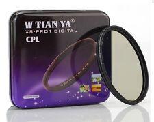 W TIANYA XS-Pro 1D 67mm CPL filter Ultrathin optical filter