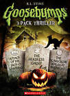Goosebumps: Attack of the Jack OLanterns/The Headless Ghost/The Scarecrow Walks at Midnight (DVD, 2014, 3-Disc Set)