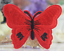miniature 11 - Butterfly Patches Butterflies Embroidered Iron On Sew On Patch Badges Transfers