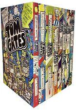 Liz Pichon Tom Gates 8 Books Set Collection, Tom Gates Yes No (Maybe..)  ....