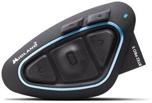 Interphone-Midland-BTX2-PRO-S-Unique-Noir
