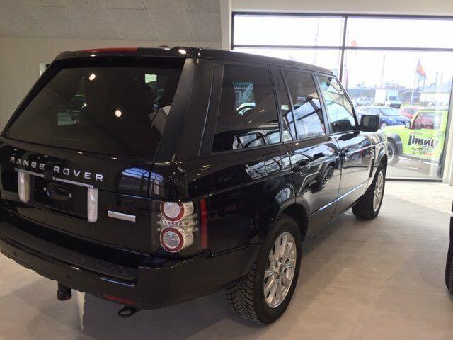 Land Rover Range Rover 4,4 TDV8 aut. 5d