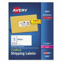Avery Shipping Labels - Ave5963 on sale