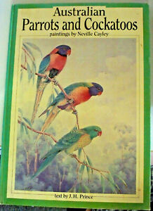 Australian-Parrots-and-Cockatoos-Paintings-by-Neville-Cayley-Text-by-JH-Prince