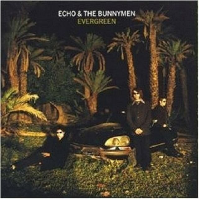 ECHO & THE BUNNYMEN - EVERGREEN CD POP 16 TRACKS NEU