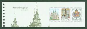 Daenemark-Denmark-2006-Schloss-Rosenborg-aus-MH-Wappen-1428-30-H-Blatt-96