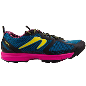 Newton Boco AT 3 Trail shoes da corsa sport Calzature sportivi bluee W005217 SALE