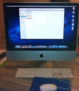 special offer apple imac 20 4ghz ex studio machine logic. Black Bedroom Furniture Sets. Home Design Ideas