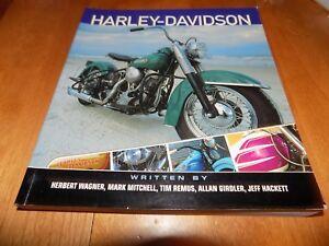 Harley Davidson Harley Davidson Motorcycles Motorcyle Bikes Famous Bike Book Ebay