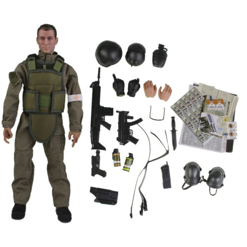 1//6 Scale Soldier Medic 12inch Action Figure Army Military Models Toys NB04A