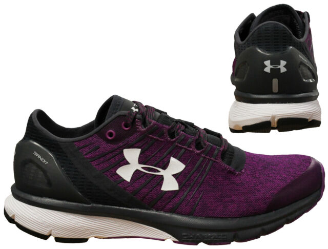 Under Armour Womens Charged Bandit 2 Running Trainers Shoes 1273961 757 B6B