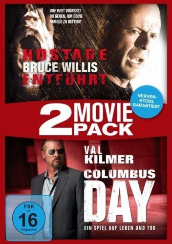 1 von 1 - Hostage - Entführt & Columbus Day (2012)