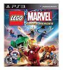 LEGO Marvel Super Heroes (Sony PlayStation 3, 2013)