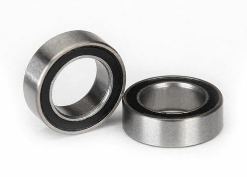 black rubber sealed : TRX-4 2 Traxxas TRA5114A Ball bearings 5x8x2.5mm