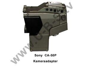 Sony CA-50P - Kameraadapter