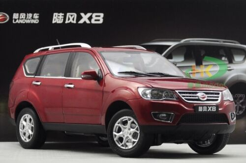 Landwind X8 Super SUV alloy car model L