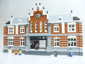 Building Instruction ONLY! 10182 10185 10190 10197 10211 10218 Wax Museum LEGO