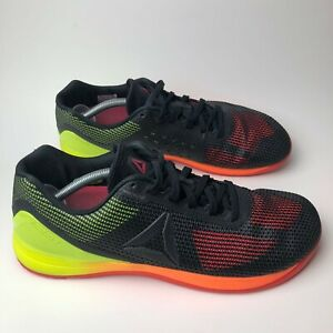 Details about Reebok Crossfit Shoes Men's 12 Multi Color Nano 7 Weight Lifting