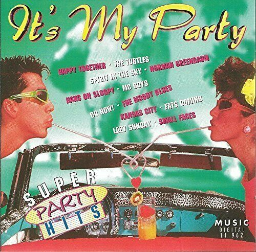 It's my Party (19 tracks) Turtles, Yardbirds, Small Faces, Chris Farlowe,.. [CD]
