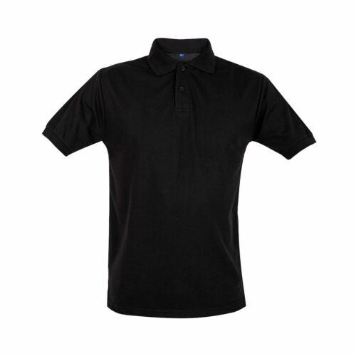 Ragazzi Ragazze Scuola Sport T-shirt Bambini Tinta Unita Classica Polo in bianco cotone Tops
