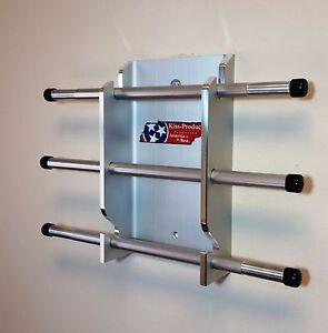 Harley Davidson Tour Pak Accessory Storage Rack Wall