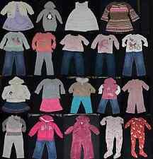 Baby Gap Ralph Lauren Gymboree Crazy 8 Dress Jeans Skirt Top Sets Lot 18 24 2T