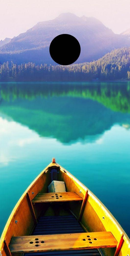 Canoe Lake Theme Cornhole Board Prints    Wraps   Corn Hole  quality product