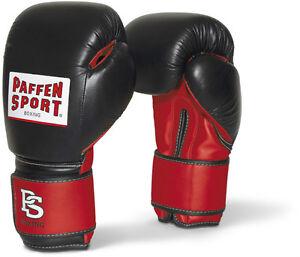 Allround-Eco-Boxhandschuhe-von-Paffen-Sport-10-16Oz-Boxen-Kickboxen-Fitness