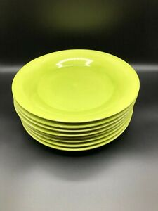 2-PIER-1-Pier-One-Essential-Colours-Light-Green-Lime-Green-Dinner-Plates