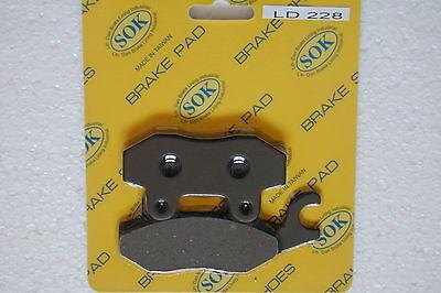 13-16 EX300 FRONT BRAKE PADS fits KAWASAKI EX 250 300 Ninja 08-16 EX250