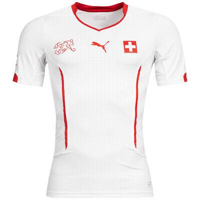 KüHn Schweiz Puma Herren Actv Fit Trikot Authentic Player Issue Sport 744354-02 Neu