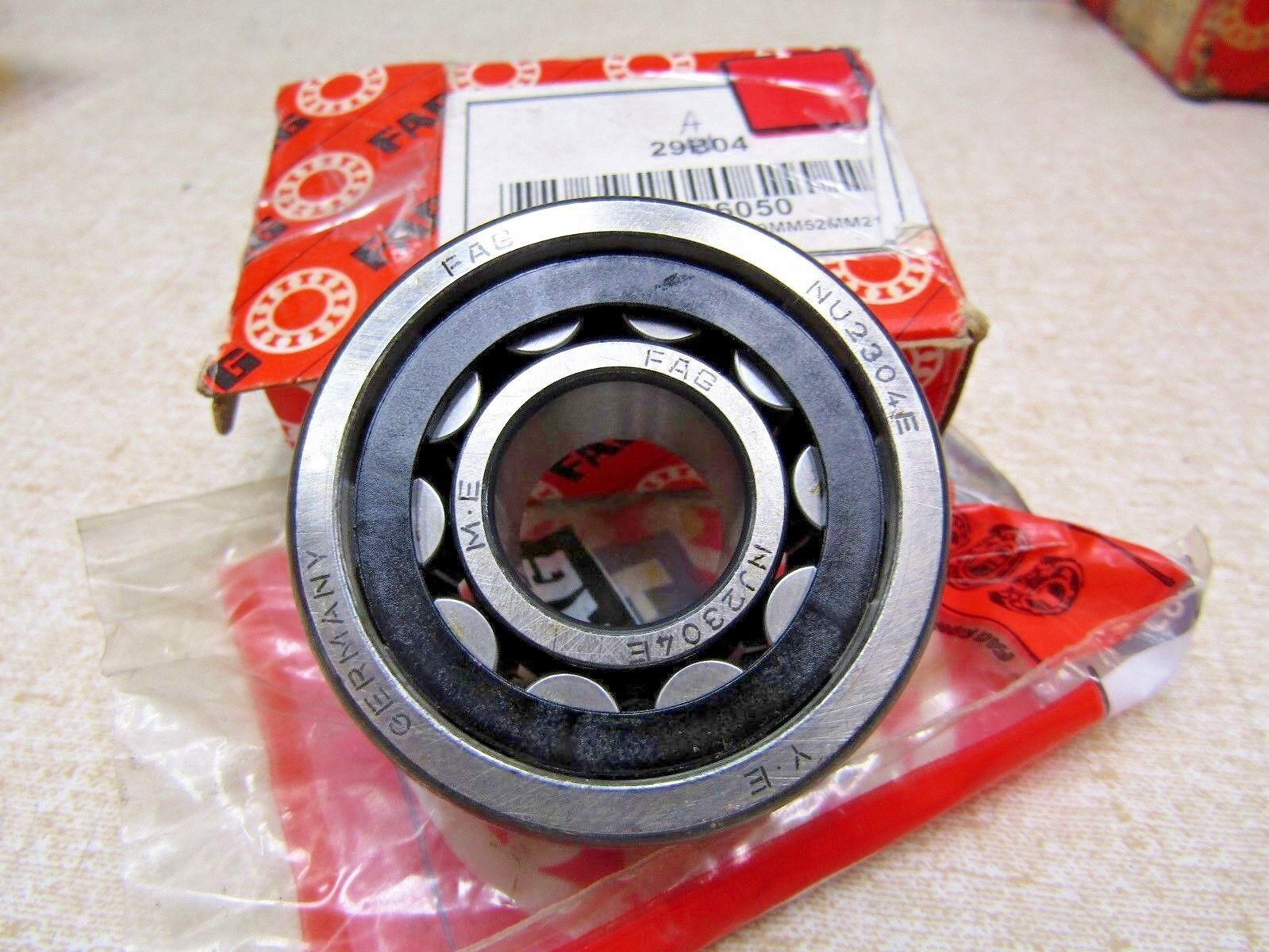 FAG NJ2224-EM1-C3 Cylindrical Roller Bearings 0mm ID 0mm OD 0mm Width