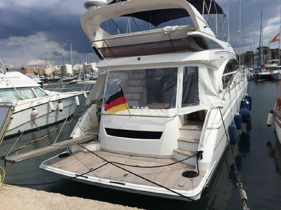 Princess 56, Motorbåd, årg. 2014