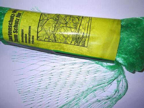 Gut Vogelschutznetz 4 x 5 Meter  Neu