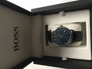 Hugo-Boss-Armbanduhr-fuer-Damen-und-Herren-wie-neu-kaum-getragen
