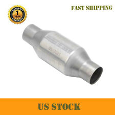 225 Inout Universal Hight Flow Catalytic Converter Epa 410225
