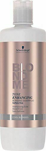 Schwarzkopf Blondme Tone Enhancing Bonding Shampoo - Cool Blondes 1000ml
