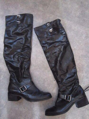 Pour La Victoire Victorina Over Knee Boots Womens