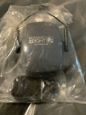 Howard Leight Hard Hat Cap Mounted Safety Ear Muff Attachment NRR 23 New!
