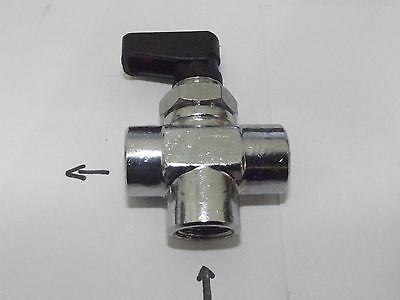 Airpro//AIGNEP vannes l port mini robinet à bille 1//4 6700-1//4