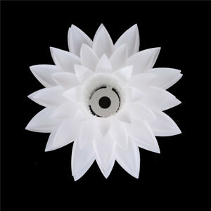 Modern-Lotus-plafonnier-pendentif-lampe-lumiere-lustre-suspension-eclairage-GL
