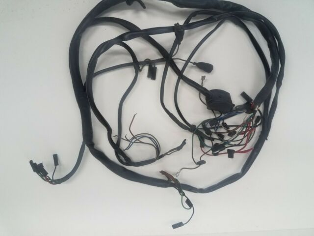 Bmw R90 Main Wiring Harness 1975 6 Excellent
