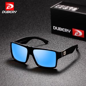 216b9fb43b Image is loading DUBERY-Mens-Sport-Polarized-Sunglasses-Driving-Outdoor- Riding-