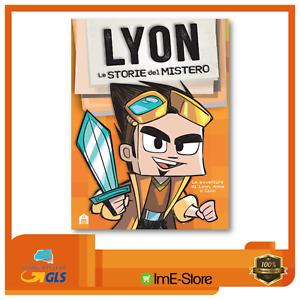 Libro-LYON-Le-storie-del-mistero-di-Gamer-Lyon