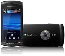 Handy Sony Ericsson Vivaz U5i Cosmic Black Schwaz NEU & OVP Ohne Vertrag