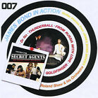 James Bond in Action/Themes for Secret Agents by Roland Shaw (CD, Nov-2008, Poker)