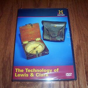 THE-TECHNOLOGY-OF-LEWIS-amp-CLARK-Guns-Equipment-Gun-Tools-HISTORY-CHANNEL-DVD