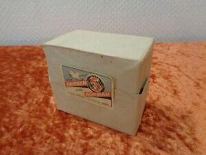 10er-Pack-DDR-Cerillas-Cerillas-Dza-Fabrica-Coswig-Vintage-NOS
